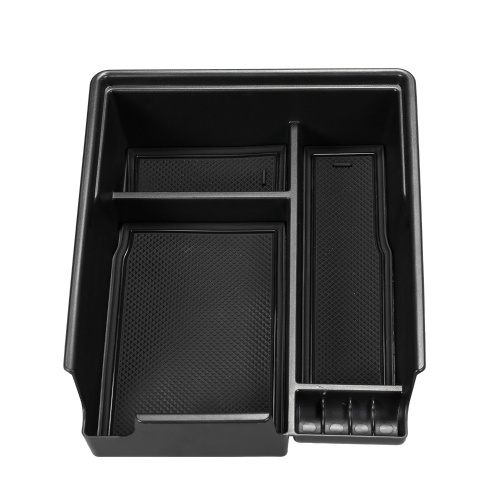 Car Center Console Organizer Containers Holder Box Car Armrest Box Storage replacement for Palisade 2020