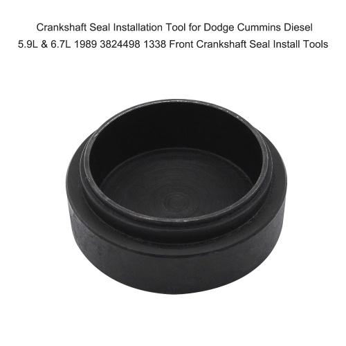 Замена инструмента для установки уплотнения коленчатого вала для Dodge Cummins Diesel 5.9L & 6.7L 1989 3824498 1338 Инструменты для установки переднего уплотнения коленвала