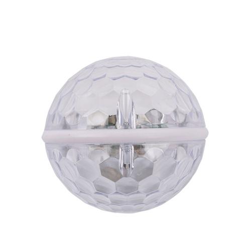 KKmoon USB Mini Disco Light, световой шар для вечеринки, автомобильная атмосфера, свет, управление звуком, волшебный стробоскоп