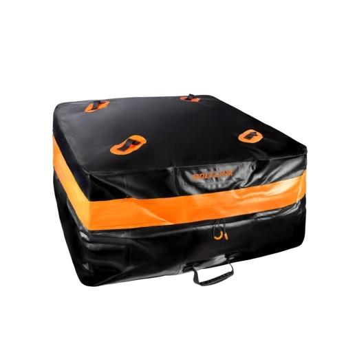 Bolsa de almacenamiento de coche de 400L, bolsa impermeable para techo de coche, equipaje, bolsa de viaje, portaequipajes, bolsa impermeable de gran capacidad para vehículos SUV, carga