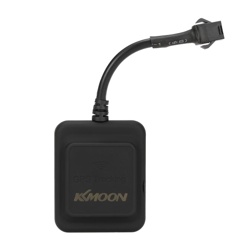 KKmoon GPS Real Time Tracker Car Motorcycle Electric Bike GSM GPRS Tracking Device 2G/3G/4G