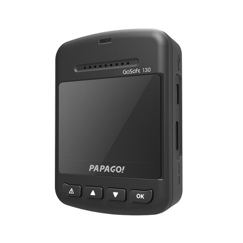 PAPAGO Gosafe 130 grabadora de video DVR Dash Cam