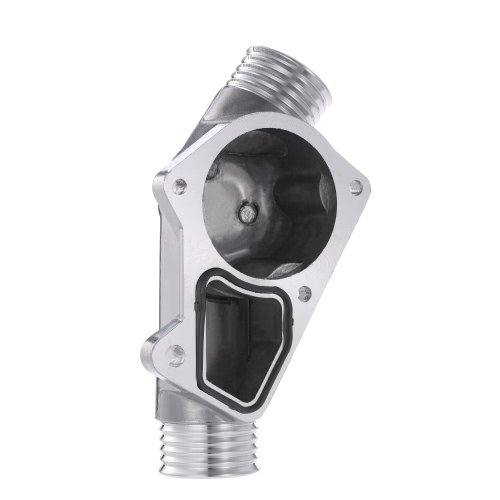 Housse de boîtier de thermostat en aluminium avec joint d'étanchéité pour BMW M3 Z3 E34 E36