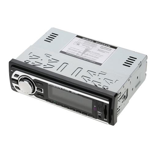 JSD-8027BT Wielofunkcyjne Stereo BT Pojazd Odtwarzacz MP3 Radio samochodowe