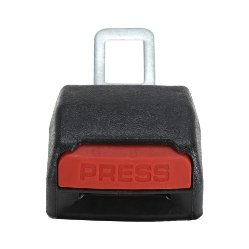 2pcs Extensor ajustable del clip del cinturón de seguridad del coche universal