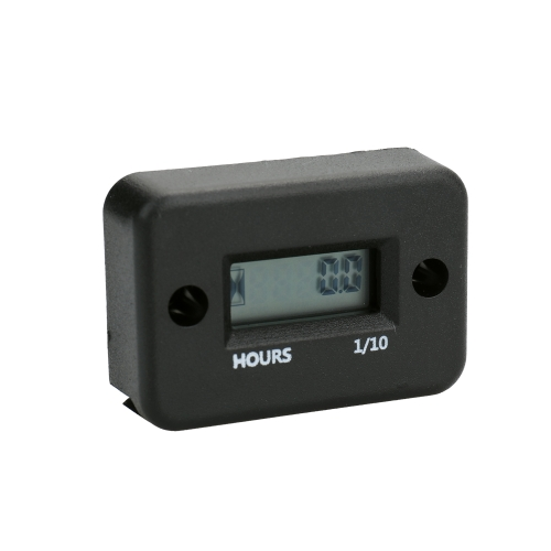 Tachimetro digitale impermeabile LCD Display digitale del motore Tach Hour Motor Engine Sroke