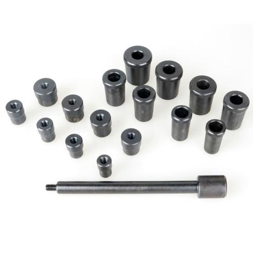 17pcs Clutch Vacancy Kalibrierung Werkzeug Auto Reparatur Dampfschutz Werkzeuge Lochöffner