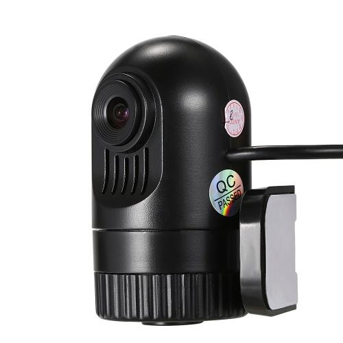 KKmoon Car DVR Mini HD 720P 120 gradi grandangolare LENS G-sensor Camera Video Recorder