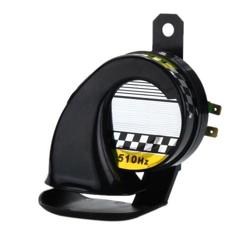 130DB elektrische laute Schnecke Air Horn Sirene