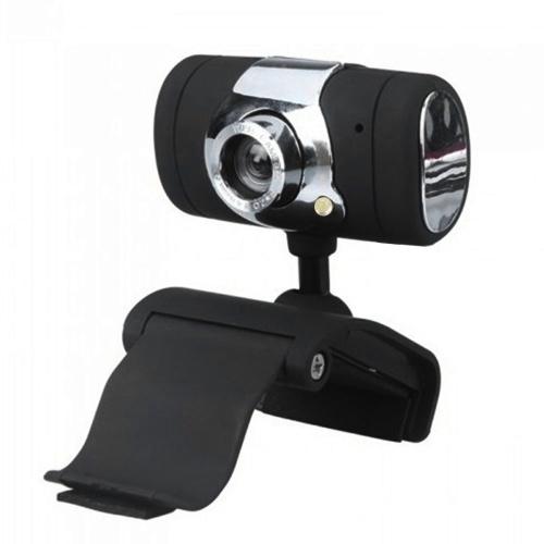 USB 2.0 Webcam Konferenzkamera HD Video Webcam Clip-On Kamera mit Mikrofon für Laptop Desktop