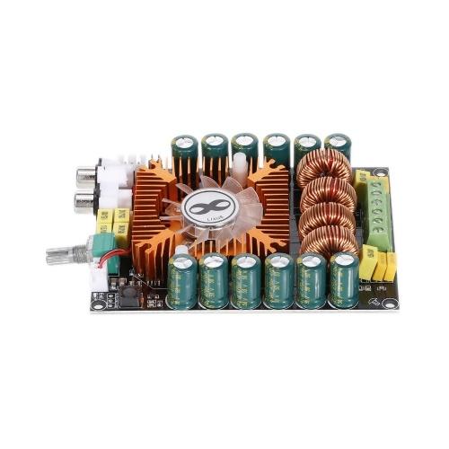 Digital Amplifier Board, TDA7498E 160W+160W High Power Dual Channel Audio Stereo Power Amplifier Board Module, Audio Amplifier Board Support BTL220W K16227