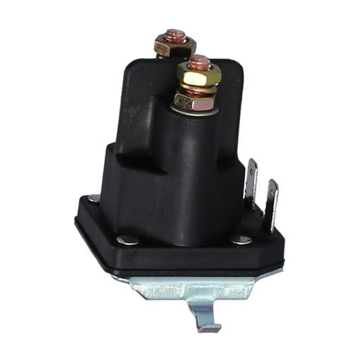 Solenoide de arranque negro de repuesto para las marcas AYP Craftsman Poulan 582042801