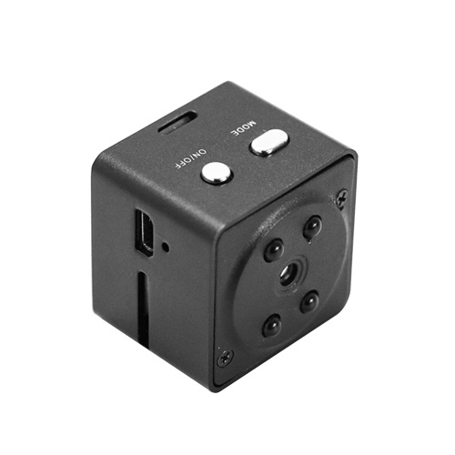 Mini Camera Home Safety HD 1080P Camera Home Sport Cam Video Camcorder DVR with Night Vision for Indoor and Outdoor
