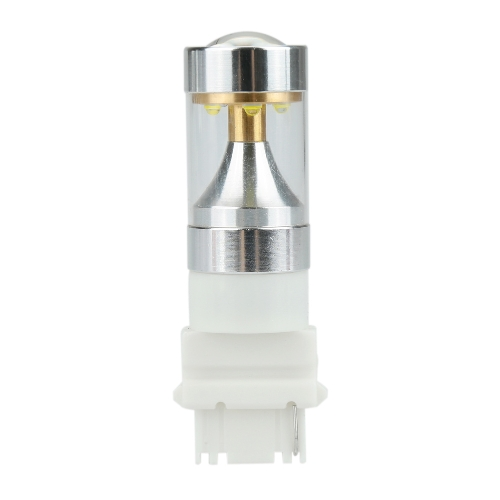 8-SMD 960LM LED Car Turn Signal Brake Tail Light Lamp Bulb Replacement for 3156 Socket White