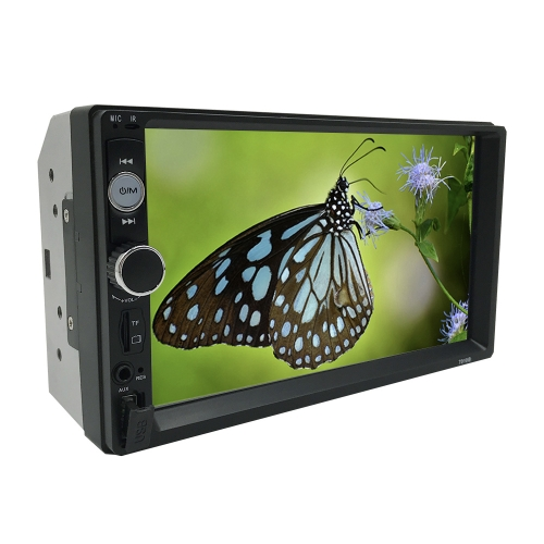 7 inch Universal 2 Din HD Bluetooth USB/TF FM Aux Input Car Radio MP5 Player