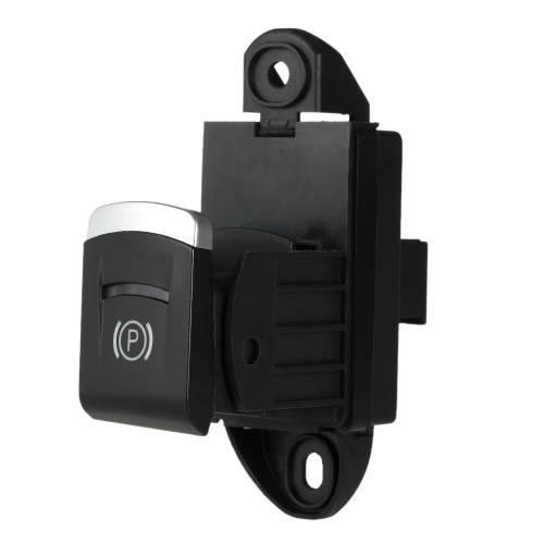 Car Parking Brake Switch Hand Brake Button Switch Replacement Accessories for Audi A6 L2.4 2006 2007 4F1927225C