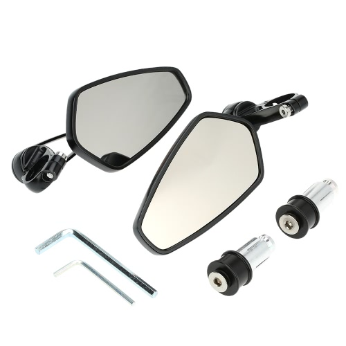Pair of Motorcycle Rearview Mirro