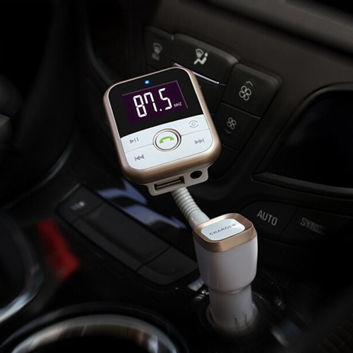 Bluetooth FM Transmitter Auto-Musik-Player