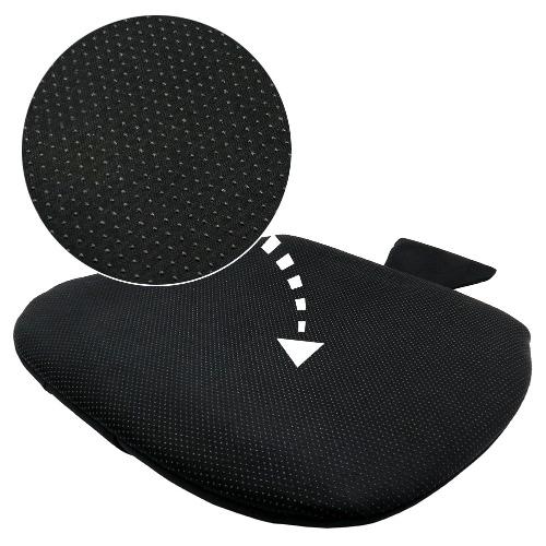 TIROL 1 pièce Coussin de siège respirant universel pour siège d'auto ou chaise de bureau