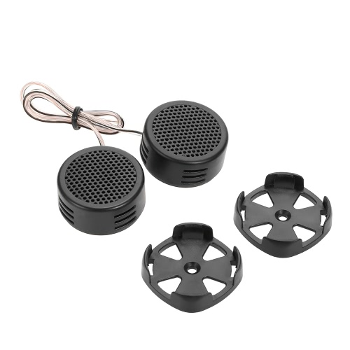 Super Power Loud Audio Dome Speaker Tweeter for Car Auto a pair