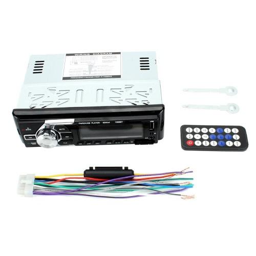 1066BT 12V coche estéreo FM Radio MP3 reproductor de audio BT teléfono con puerto USB / SD MMC Car Electrónica en el tablero 1 DIN inalámbrico de control remoto