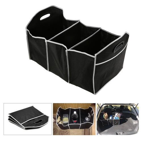 Car Collapsible Truck Cargo Toys Food Container Organizer
