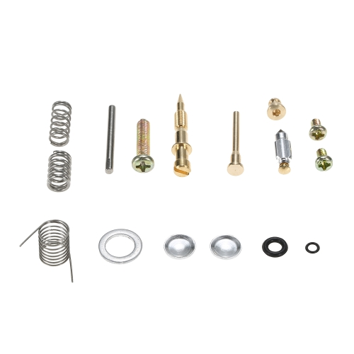 Se adapta a Briggs & Stratton Carburetor Rebuild Kit Master Overhaul Nikki Carbs 796184