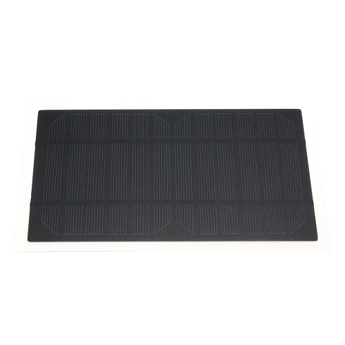 Panneau solaire polycristallin de silicium Chine pour le panneau solaire de voiture de RV 6V 3.5W