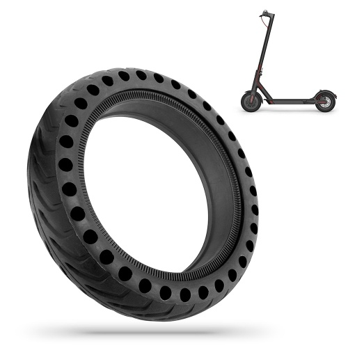 8.5inch Rubber Tyre Wheel Solid Tire Replacement for Xiaomi Mijia M365  Electric Scooter