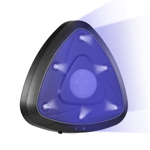 Автоматический автомобильный УФ чистый свет с инфракрасным датчиком, перезаряжаемый для автомобильного дома, кухонного шкафа