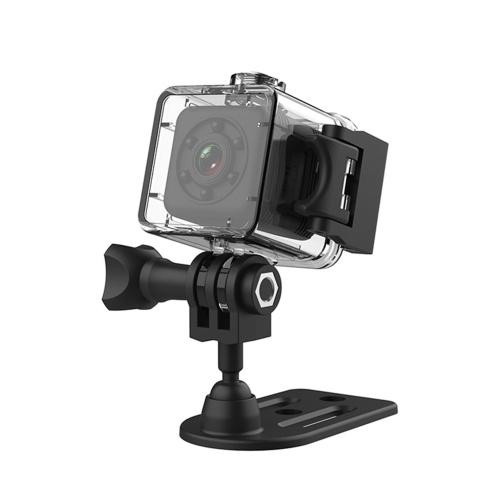 Мини-камера Wi-Fi Водонепроницаемая камера безопасности Домашняя безопасность HD Веб-камера Видеокамера DVR с ночным видением