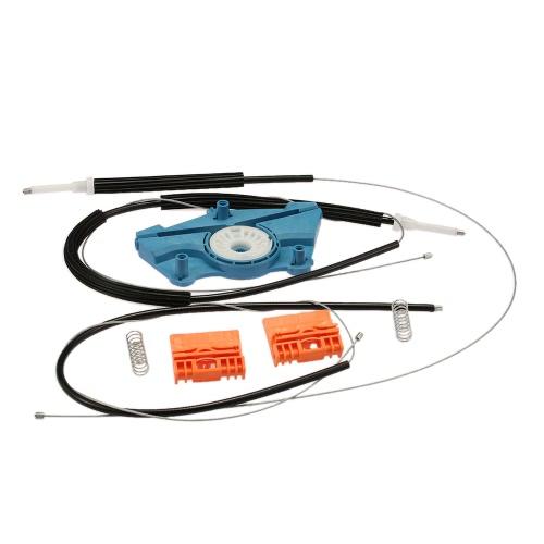 Front Left Window Regulator Repair Roller Cable Kit