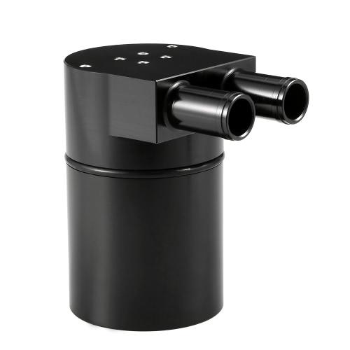 Tanque universal de contenedor de aceite de depósito de aluminio con filtro incorporado