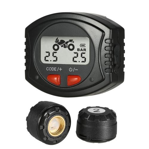 دراجة نارية لاسلكية نظام مراقبة ضغط الإطارات