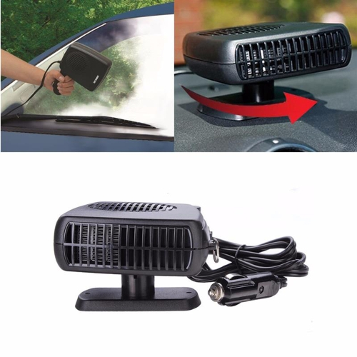 Portable Car HeaterDefroster Demister 2 in 1 12V