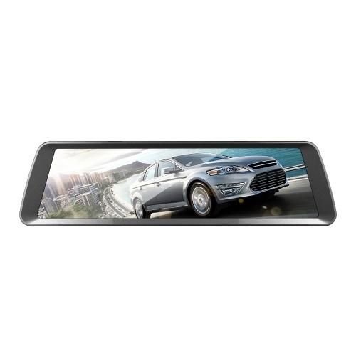 Anytek Car DVR Camera Media Retrovisor Espelho