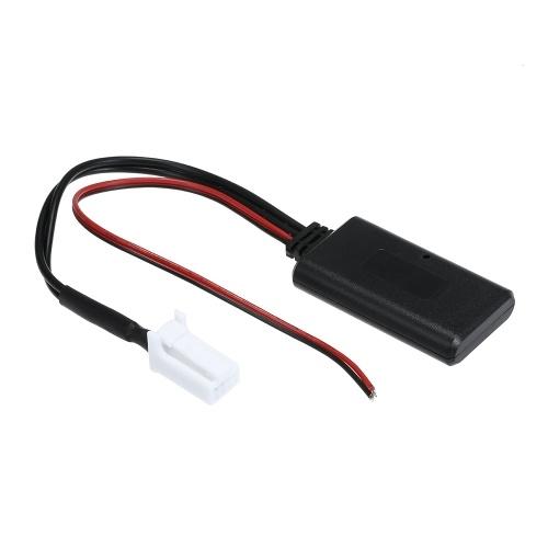 Aux Audio Cable Adapter BT 4.0 Ricevitore musicale stereo wireless per Suzuki SX4 Grand Vitara 07 -10