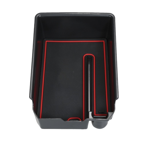 Car Armrest Storage Box Center Console Organizer Holder Center Console Tray Replacement For BMW X3 2018