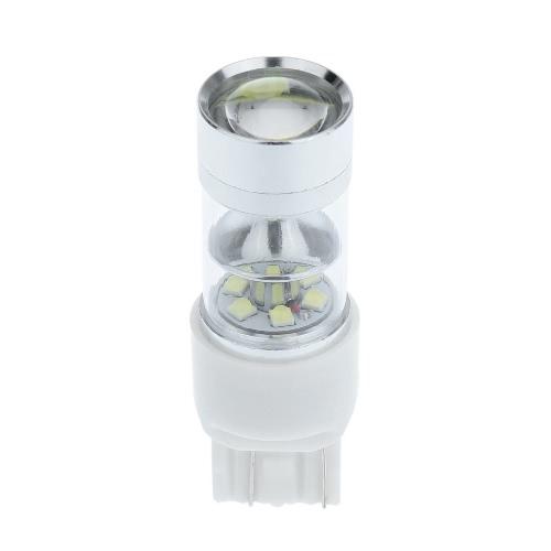 7443 18 SMD Car White LED Bulb Rear Brake Backup Turn Signal Light