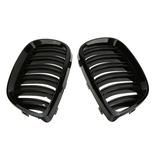 Cafago coupon: One Pair of Car Black Front Grilles