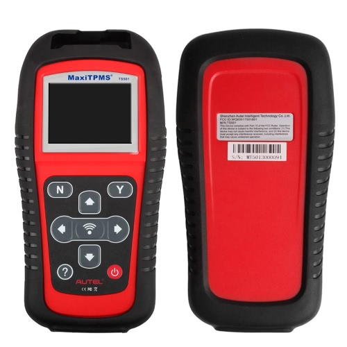 Autel TS501 US Version Maxi TPMS Diagnostic & Service Tool Activation Tool Kit with Sensors
