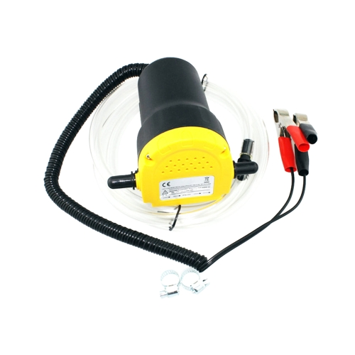 DC 12V 60W Fluid Extractor Motor Oil Diesel Fuel Transfer Pump