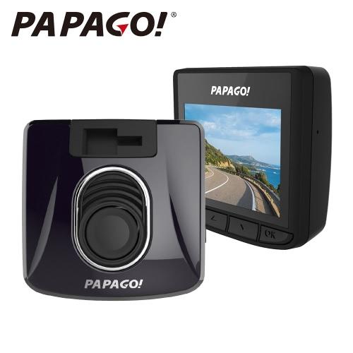 PAPAGO Gosafe 350 mini coche DVR Novatek 96650 1080P pantalla de 2.0 pulgadas 142 grados Ángulo del tablero de instrumentos Video Recorder