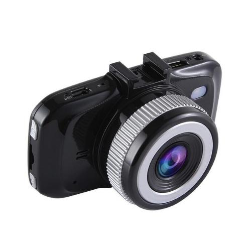 Полный 1080P HD Автомобильный видеорегистратор 2.7-дюймовый экран 170 градусов Угол обзора видеорегистратор Видеокамера Ночного видения G-Sensor Dash Cam