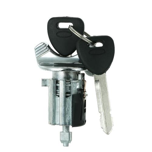 Llave de encendido Cilindro de bloqueo del interruptor para Ford F150 250 350 Pickup 92 93 94 95 Algunos 96