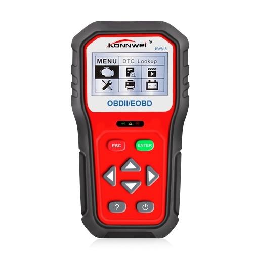 Universal Car Code Sanner Diagonostic Tool Auto Code-reader