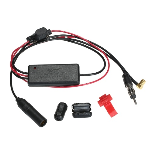 Car AM FM DAB Radio Amplificador de señal ANT 208 Plus Amplificador de señal de antena