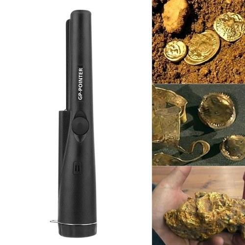 Metalldetektor-Stiftzeiger GP-Pointer GP360 Hochempfindlicher Ganzmetall-Goldfinder Neues elektronisches Messwerkzeug