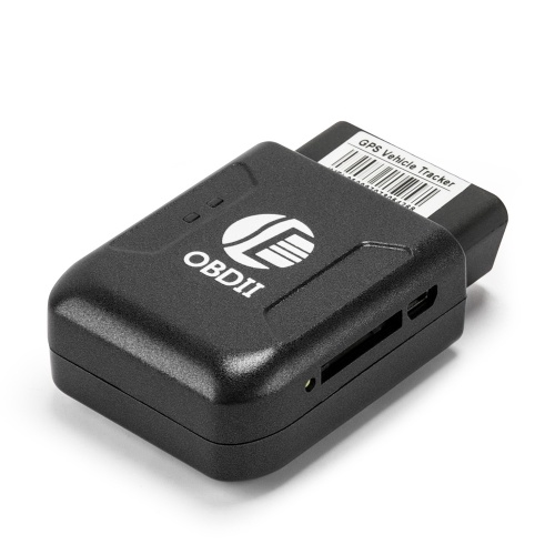Vehicle GPS Tracker OBDII GPS Tracker Real-time Anti-theft Vibration Alarm GSM/GPRS Tracking Device Universal for Car