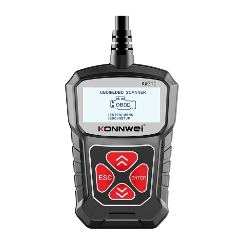 KONNWEI KW310 Universal-Autoscanner Professioneller Kfz-Codeleser Fahrzeug-CAN-Diagnose-Scan-Tool
